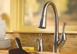 Allora Kitchen Faucet by Delta Kitchen Faucet New Allora Pull Faucet