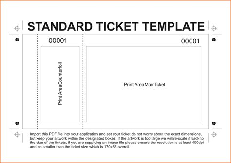 admission ticket template admission ticket template doliquid