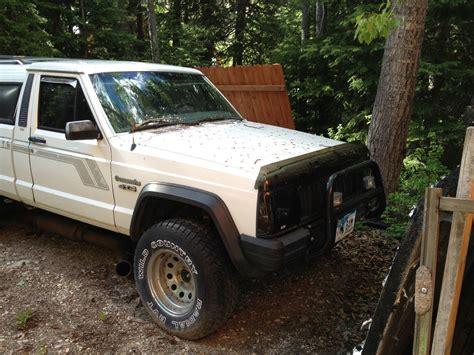 1988 jeep comanche white jeep comanche 4x4 short box 1988 classic jeep other 1988