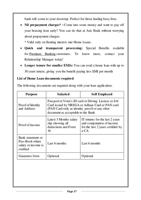 Letter Request Loan Deduction Comparison Of Home Loan Scheme Of Icici Bank With 3 Other Ban