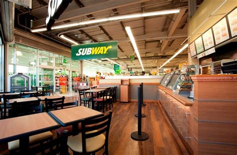 Eat In Kitchen Design Subway Opens Its First Store Within An Asda Hospitality