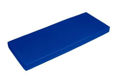 blue bench cushion sunbrella pacific blue bench cushion cushio com