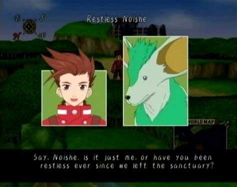 why is my whining all of a sudden tales of symphonia part 4 update 3