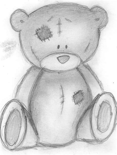 imagenes a lapiz de osos dibujos de ositos a lapiz imagui