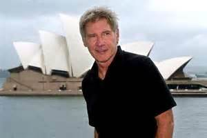 Harrison Ford Religion Harrison Ford In Sydney Abc News Australian