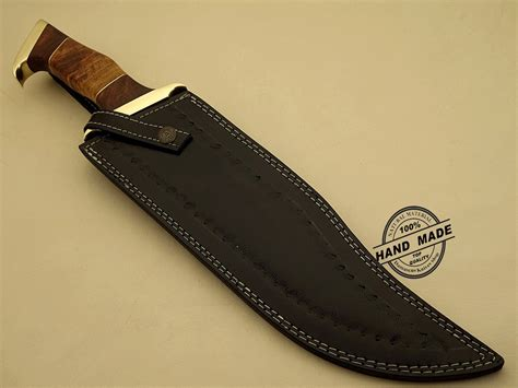 the best bowie knife best damascus rambo bowie knife custom handmade damascus steel