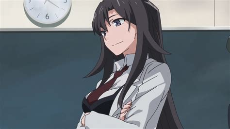 Shisuka Top the 20 most ideal anime teachers according to charapedia