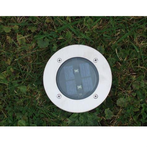 le exterieure solaire spot solaire encastrable pour balisage achat vente spot solaire encastrable cdiscount