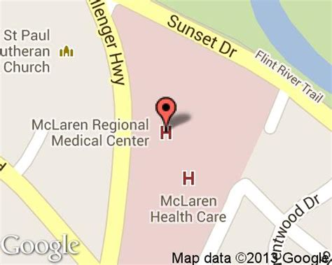 mclaren regional center