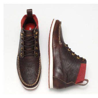 Sepatu Murah Bradleys Erol Boot Brown Up Leather Size 39 43 fancy tretorn s shoes walden boot leather boots my mens wear shoe boots