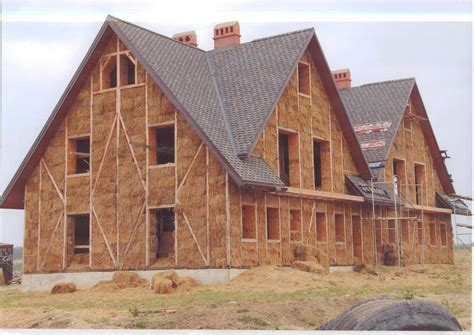 Load Bearing Straw Bale House Plans Load Bearing Straw Bale Construction Russian Straw Bale 01 Cabins Home Straw