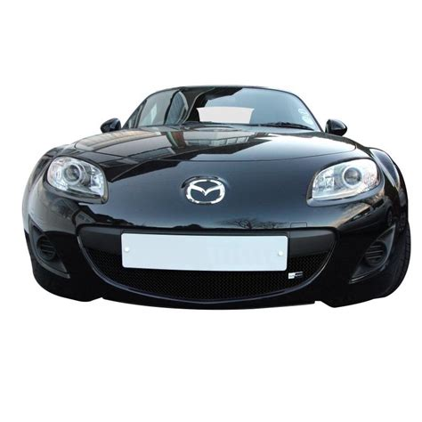 mazda convertible black mazda mx5 mk3 5 convertible lower grille