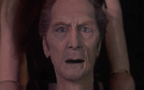 the house that dripped blood star wars actor peter cushing