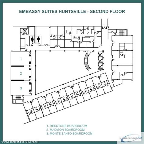 embassy suites floor plan floor plan for embassy suites huntsville hotel 7027