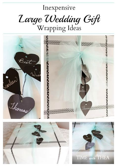 Wedding Gift Wrapping Ideas by Best 25 Wedding Gift Wrapping Ideas On Gift