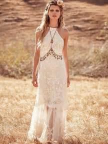 Boho Style Wedding Dresses » Home Design 2017