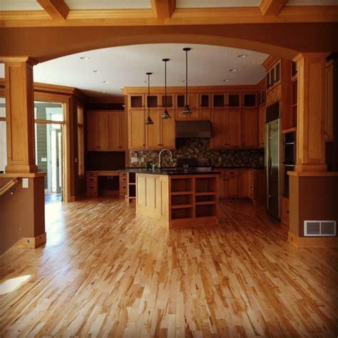 Unfinished Maple Flooring