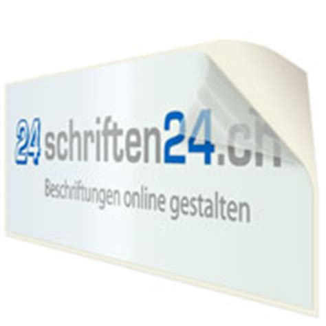 Aufkleber Nach Ma Bestellen by Schriften24 Ch Beschriftungen Online Gestalten