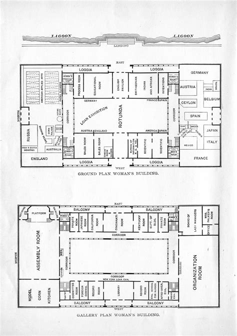 Floor Plans Waterloo by File Floor Plan And Ground Plan Of The The Woman S