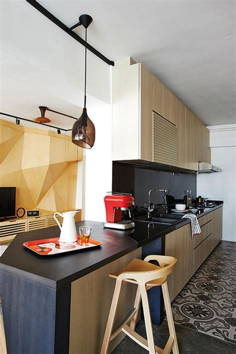 Kitchen Helper Vacancy In Singapore House Tour 100 000 For This Hdb Flat S Renovation Home
