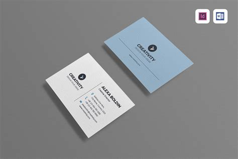 simple card templates modern business card templates and styles for 2017 envato
