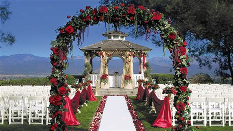 garden weddings los angeles area wedding venues in los angeles ca pacific palms resort
