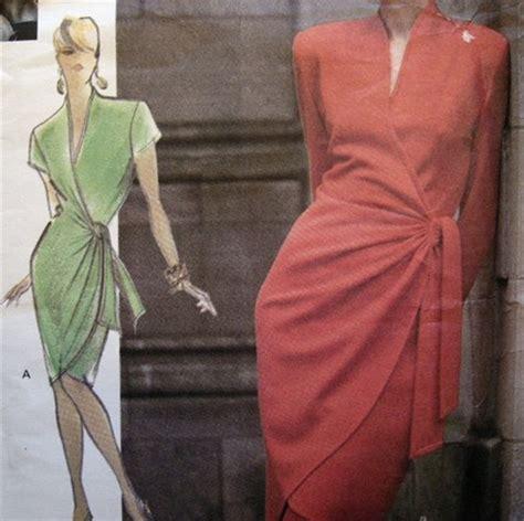 free pattern wrap dress wrap dresses patterns fashion belief