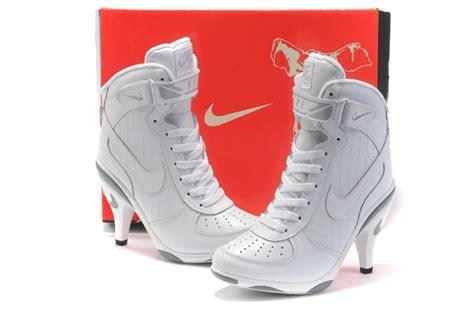 one high heels nike high heels boots air one high heels white is