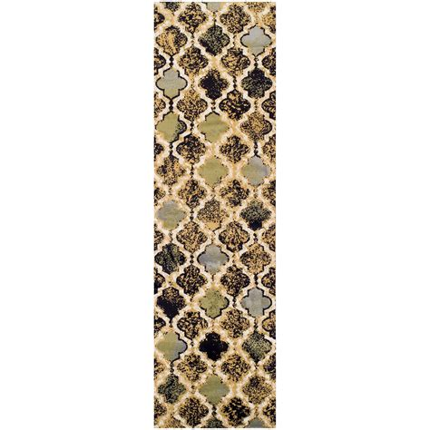 water rugs modern area rug and runner anti static water repellent 3 sizes
