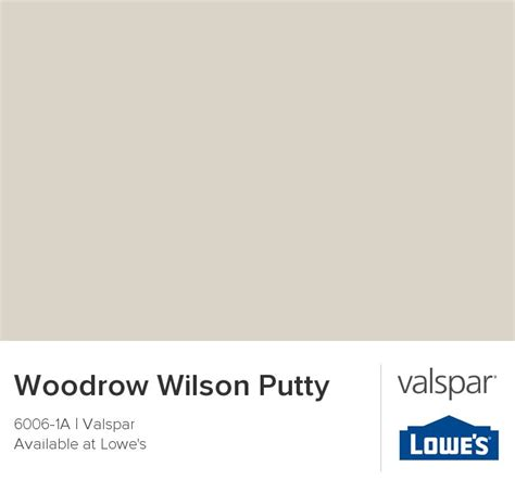 woodrow wilson putty by valspar neutral paint colors from valspar colors and paints
