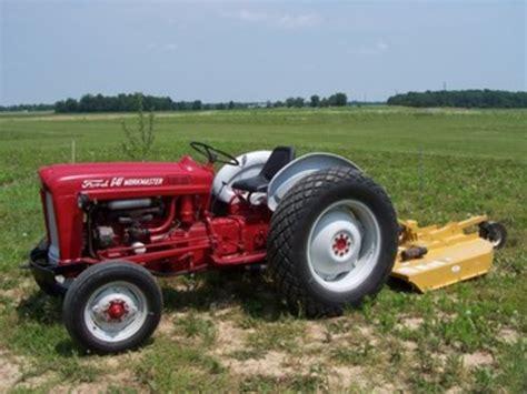 641 workmaster tractorshed