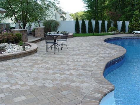 Patio Pavers Nj Patio Bridge Nj Sted Concrete Brick