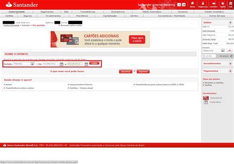 banco santander e banking concilia 231 227 o o banco santander