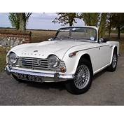 1967 Triumph TR4A  Hagerty – Classic Car Price Guide