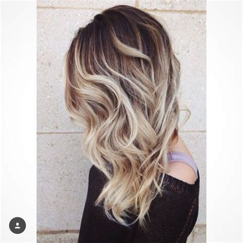How To Add Brown Roots On Blonde Hair | brown roots with blonde hair color pinterest roots
