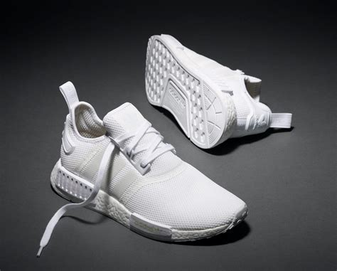 New Adidas Made In Black White new adidas white nmd sneakers popsugar fitness