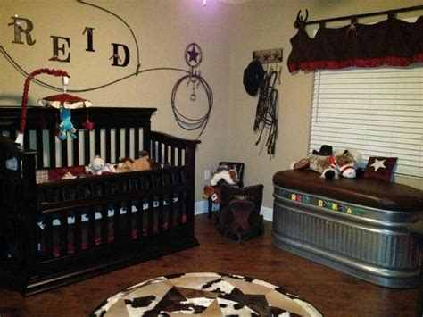 Cowboy Nursery Decor by Western Nursery Absolute Using The Water Trough In The Room For The Home