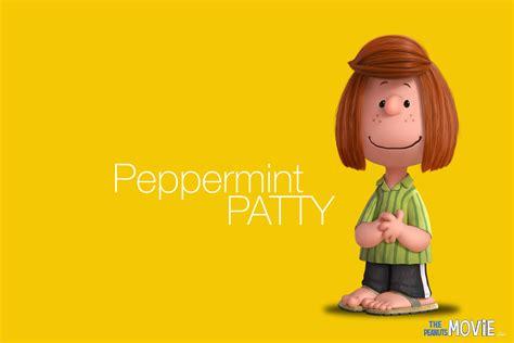 peppermint patty the peanuts movie peppermint patty volganga