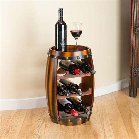 table top wine rack wooden barrel wine rack wood bottle holder table top 8