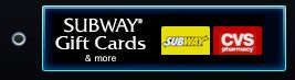 League Of Legends Subway Gift Card - 650 rp giveaway first come first serve the cake is not a lie