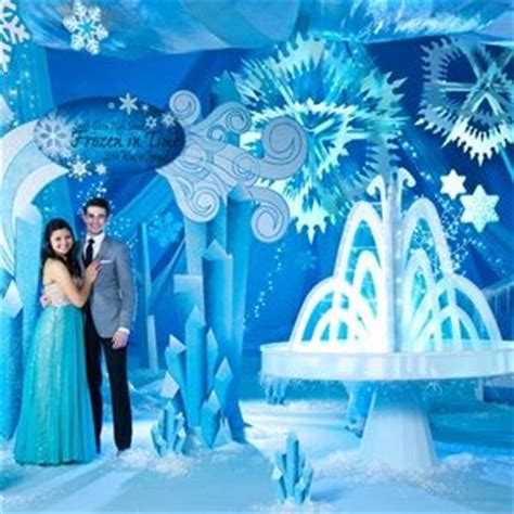 homecoming themes play 16 best frozen prom theme ideas images on pinterest