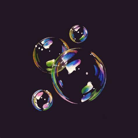 colored bubbles color bubbles sparks of creativity