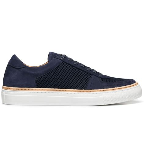 Sepatu Basket Adidas D 7 Low Navy Pink number288 navy grand ii sneakers in blue for lyst