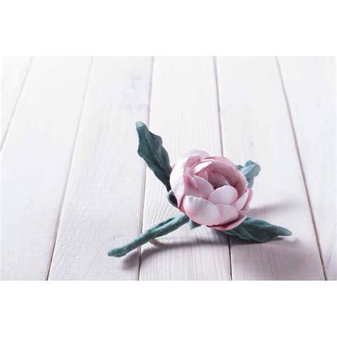 Silk Fabric Flowers Handmade - handmade silk fabric flower camellia brooch
