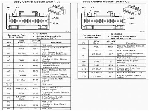 chevy cavalier stereo wiring diagram wire