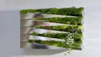 Indoor Wall Garden by Indoor Herb Gardens And Salad Walls Inspiration