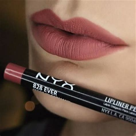 Nyx Brown Liner the 25 best nyx lip liner ideas on lip liner