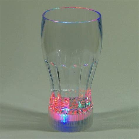 light up glasses bulk 12 oz multi color led light up tumbler glass china