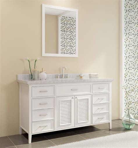 61 inch bathroom vanity ace kensington 61 inch single sink bathroom vanity set in