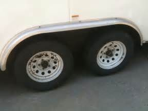 Enclosed Trailer Tire Product Review Trailer Tires And Wheels